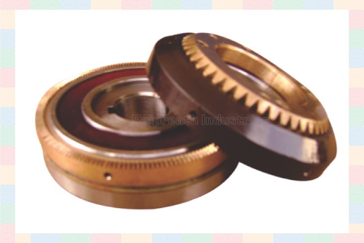 Toothed Electromagnetic Clutches