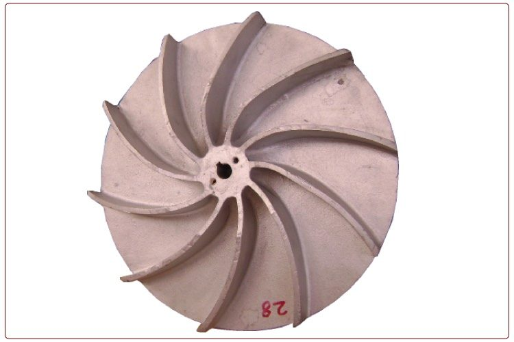Suction Fans For E65 Model Comber Machines